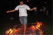 #vuurloop #Vuurlopen #workshop # firewalk